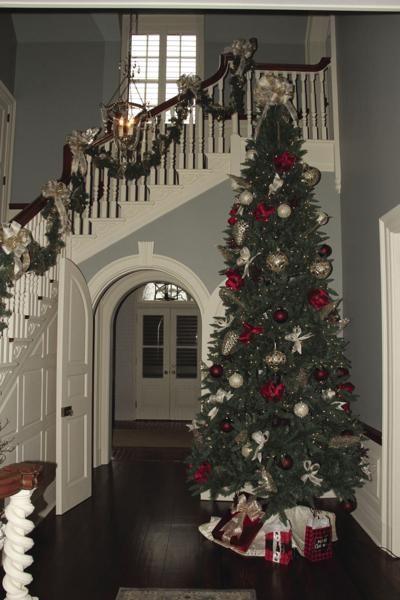 Seven Gables Christmas Tree