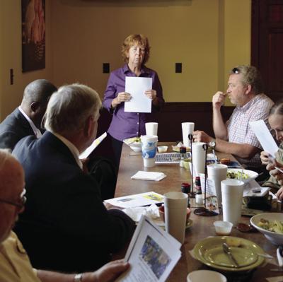 Doris Hill with Auburn University Regional Autism Network