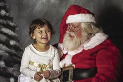 Cookies And Fresh Milk With Santa At Blue Ribbon Dairy On Dec 22