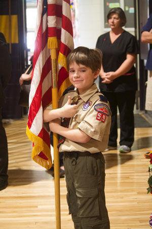 Boy Scout BBQ