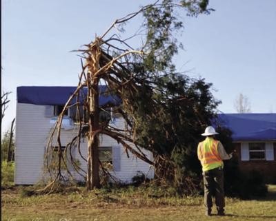 April 27 tornado