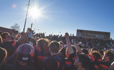 Taos community supports the Tigers