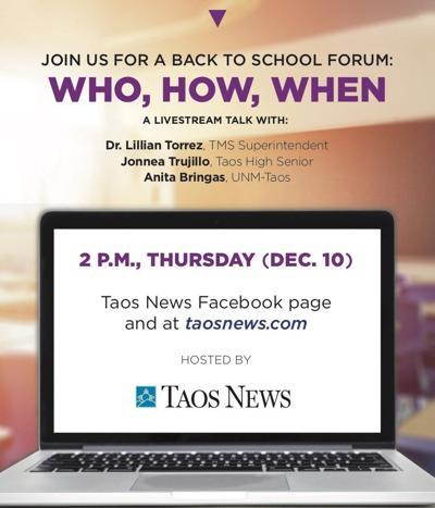 Education forum #12 with Dr. Lillian Torrez, Jonnea Trujillo and Anita Bringas