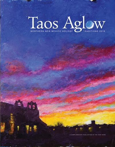 Taos Aglow – our annual holiday guide