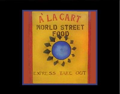 A La Cart World Street Food