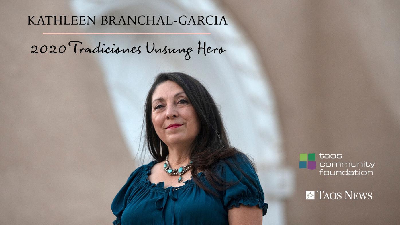 The Giving Way: Kathleen Branchal-Garcia