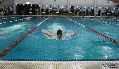 Taos High School Swim Team competed in invitational, now head to championship meets