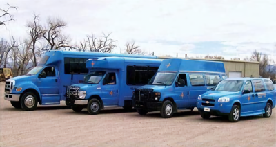 Taos County Blue Bus routes suspended after two drivers test positive