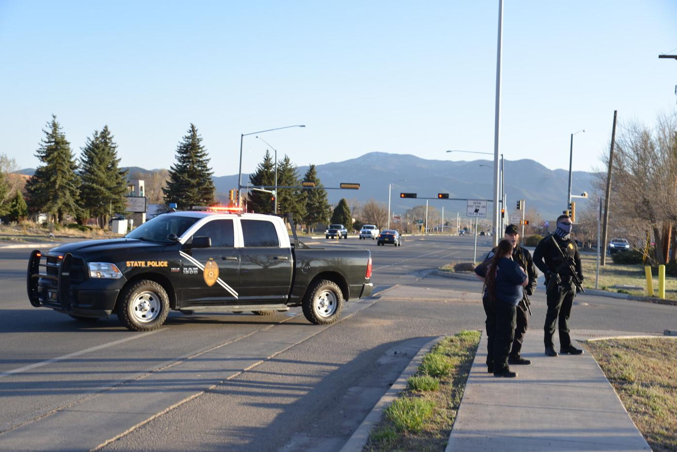 Confusion and arrest after Walmart bomb threat