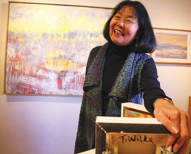 Admirable works: Total Arts Gallery, the oldest art spot in town