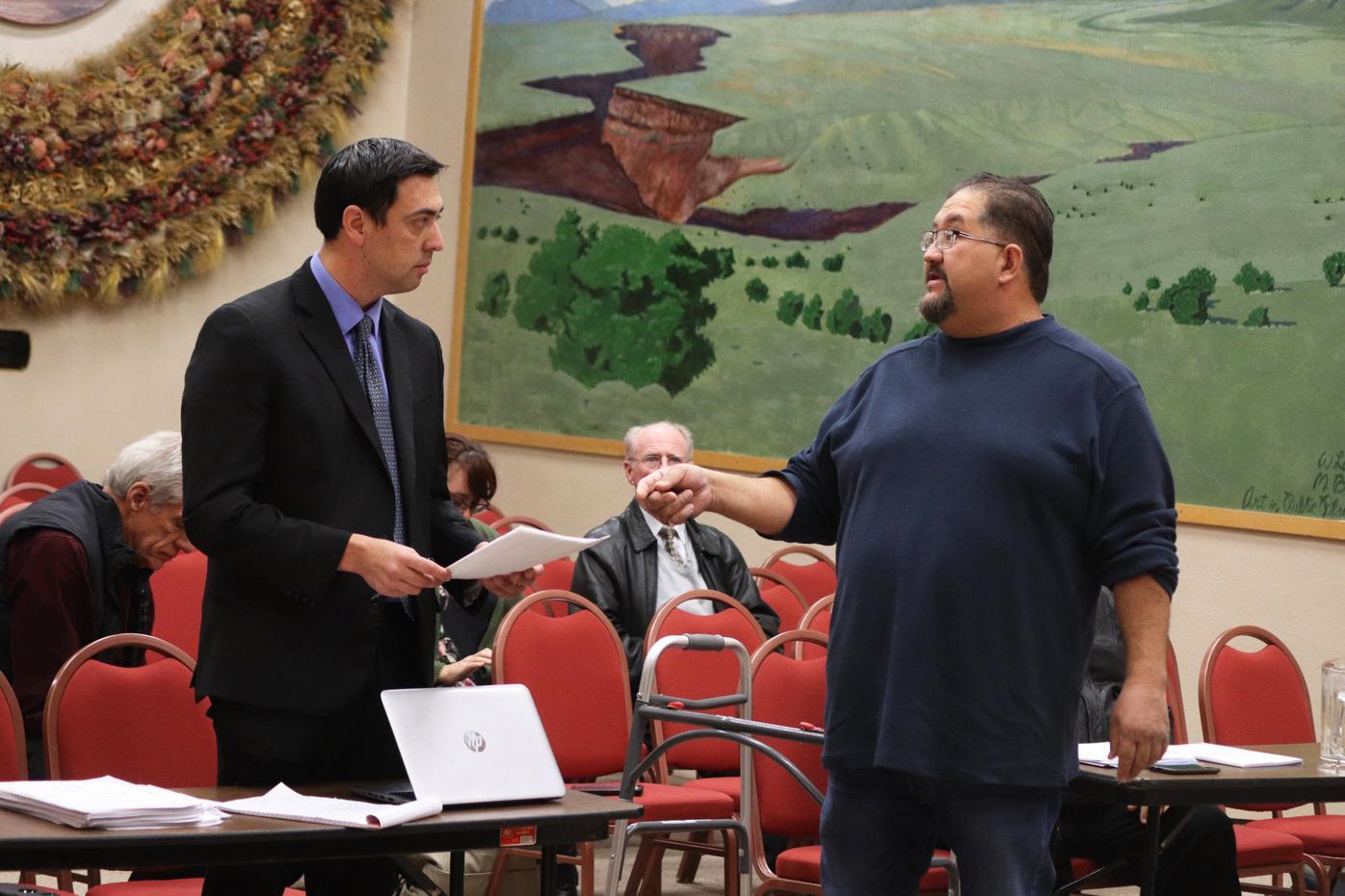 State upholds Questa school board suspension