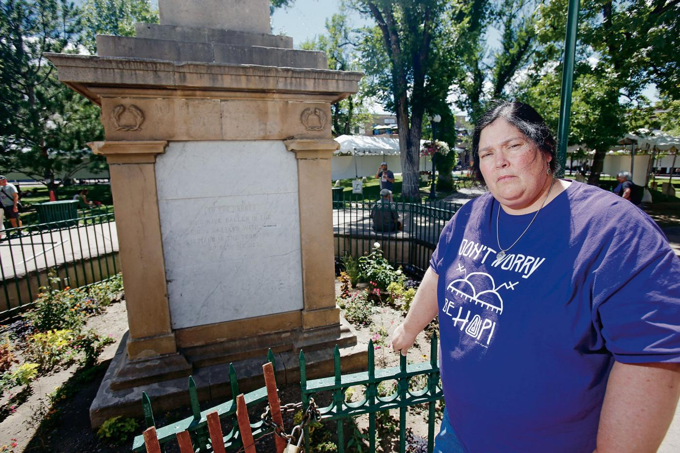 Monuments To History Or Oppression News Taosnews Com