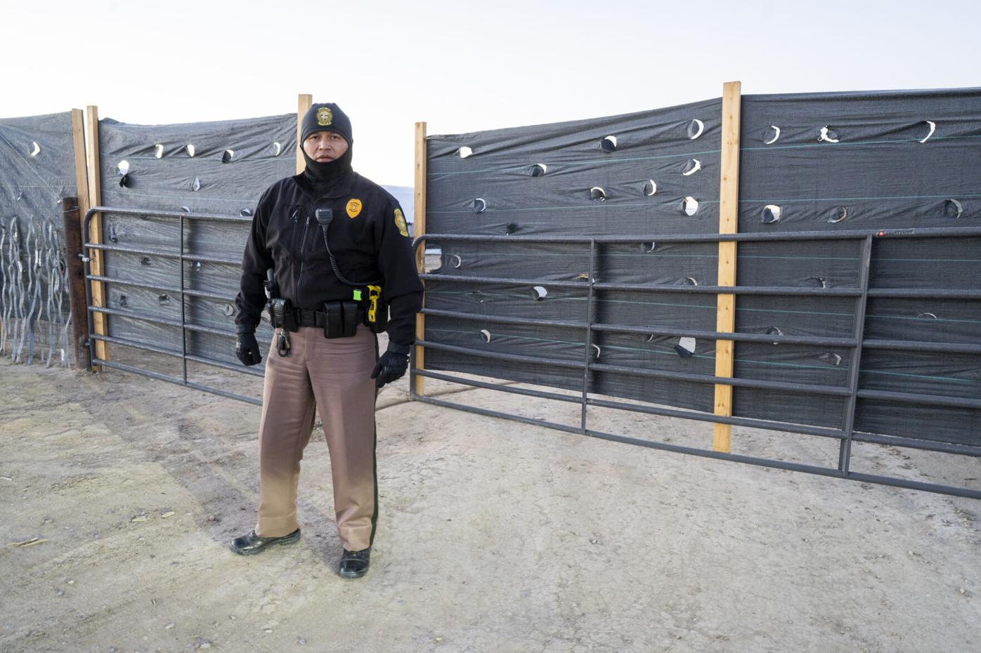 Police raid near Shiprock all but ends an illicit cannabis-growing operation