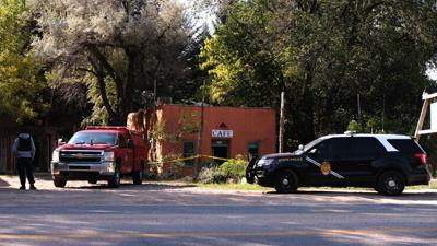 Fire under investigation at Oh My Garden Cafe in Ranchos de Taos