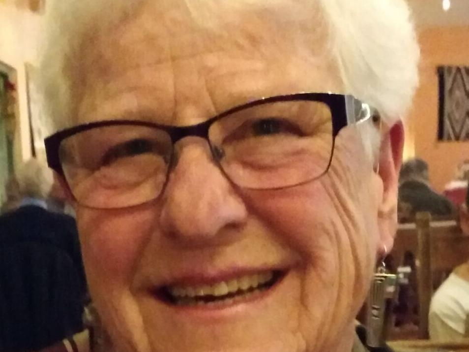 Gratitude for the Life of Carolyn (CJ) Johnson