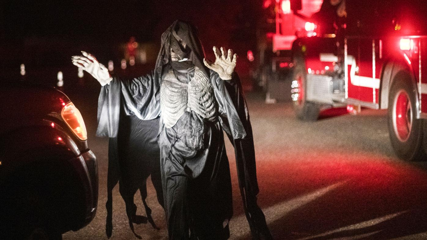 Photo Gallery: Spooky Halloween drive-thrus in Taos and Dixon