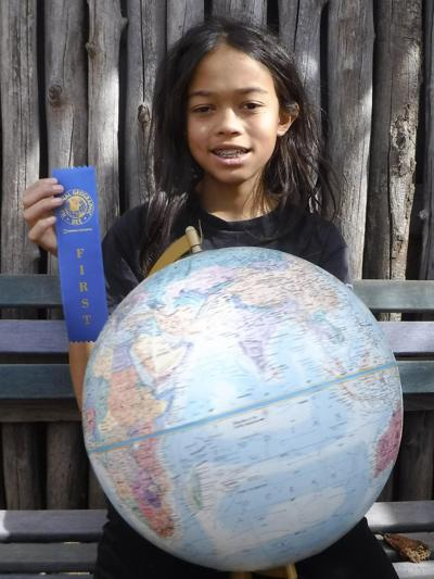 Bintoro Maeder's last stand at state geography bee
