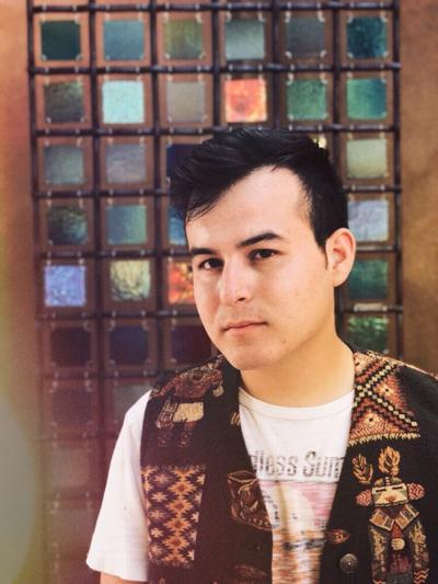 Musician Brayan Salinas