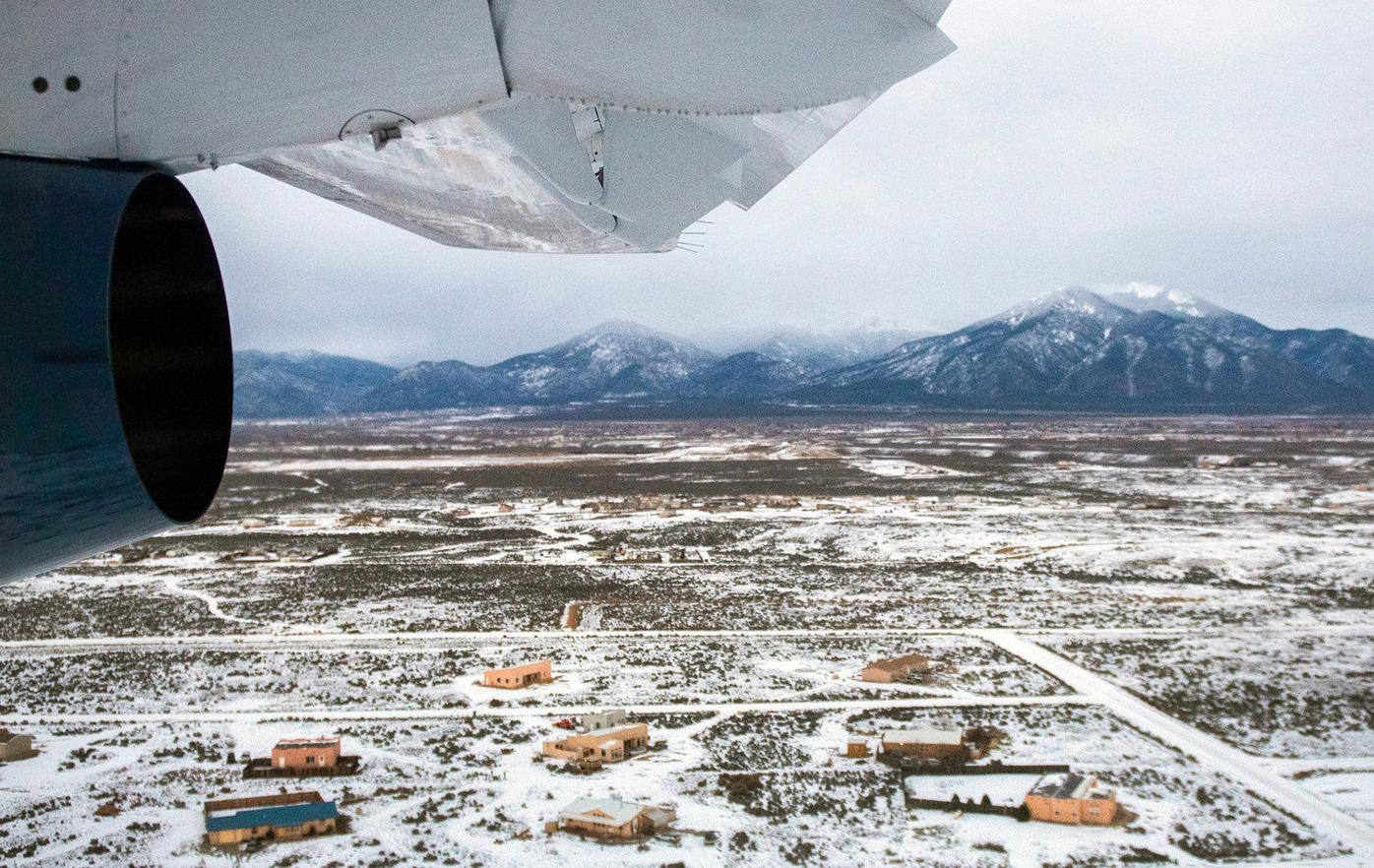 Taos Air grounded for the summer