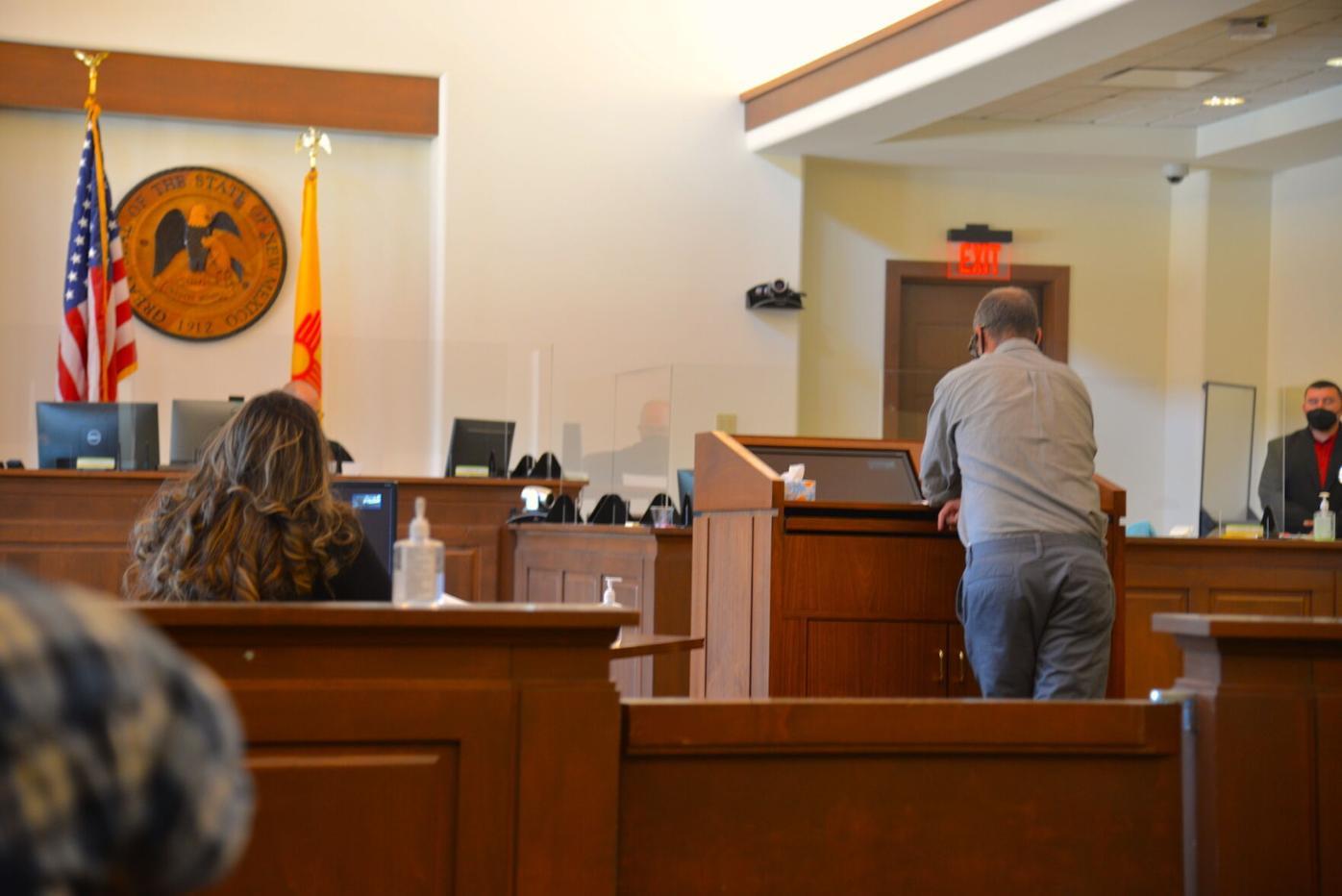 Steele sentencing 1