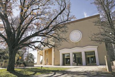 NM Capitol building