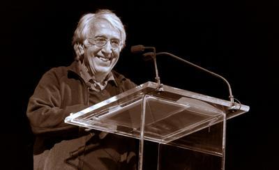David Barsamian to speak in Taos
