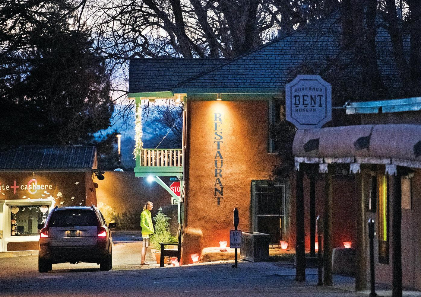 UPDATE >> Taos area restaurants, eateries, coffee shops: patios open; who's doing takeout/delivery