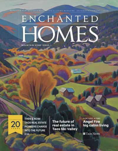 IN THIS WEEK'S PAPER: Enchanted Homes Magazine Mountain Home Issue