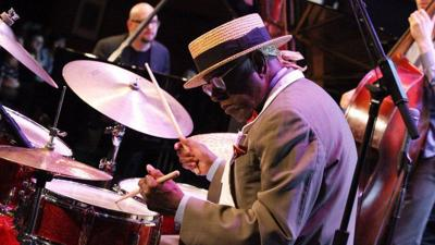Illuminating the rhythms of jazz
