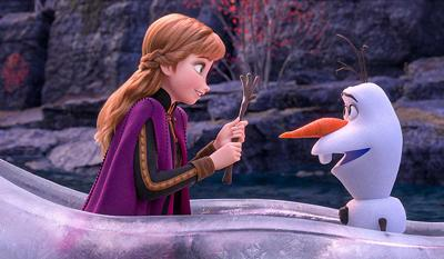 Now showing in Taos: 'Frozen II'