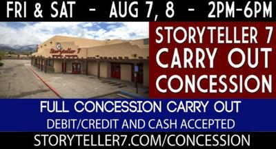 Storyteller 7 Carry Out Concession