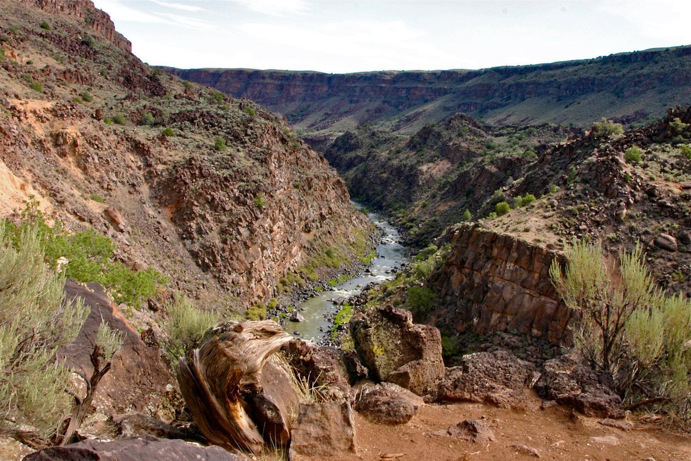 Views to the Rio Grande from La Vista Verde photos courtesy BLM.JPG