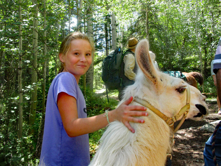 SHARING THE TRAILS Welcome to Taos – where there is a trail for everyone