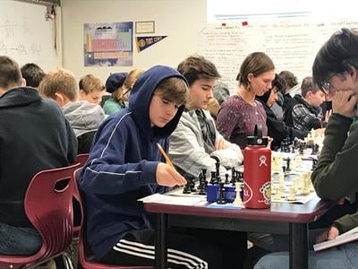 Local teams close out Northern Schools Chess League with solid finishings