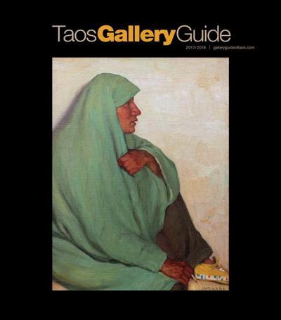 Taos Gallery Guide 2017