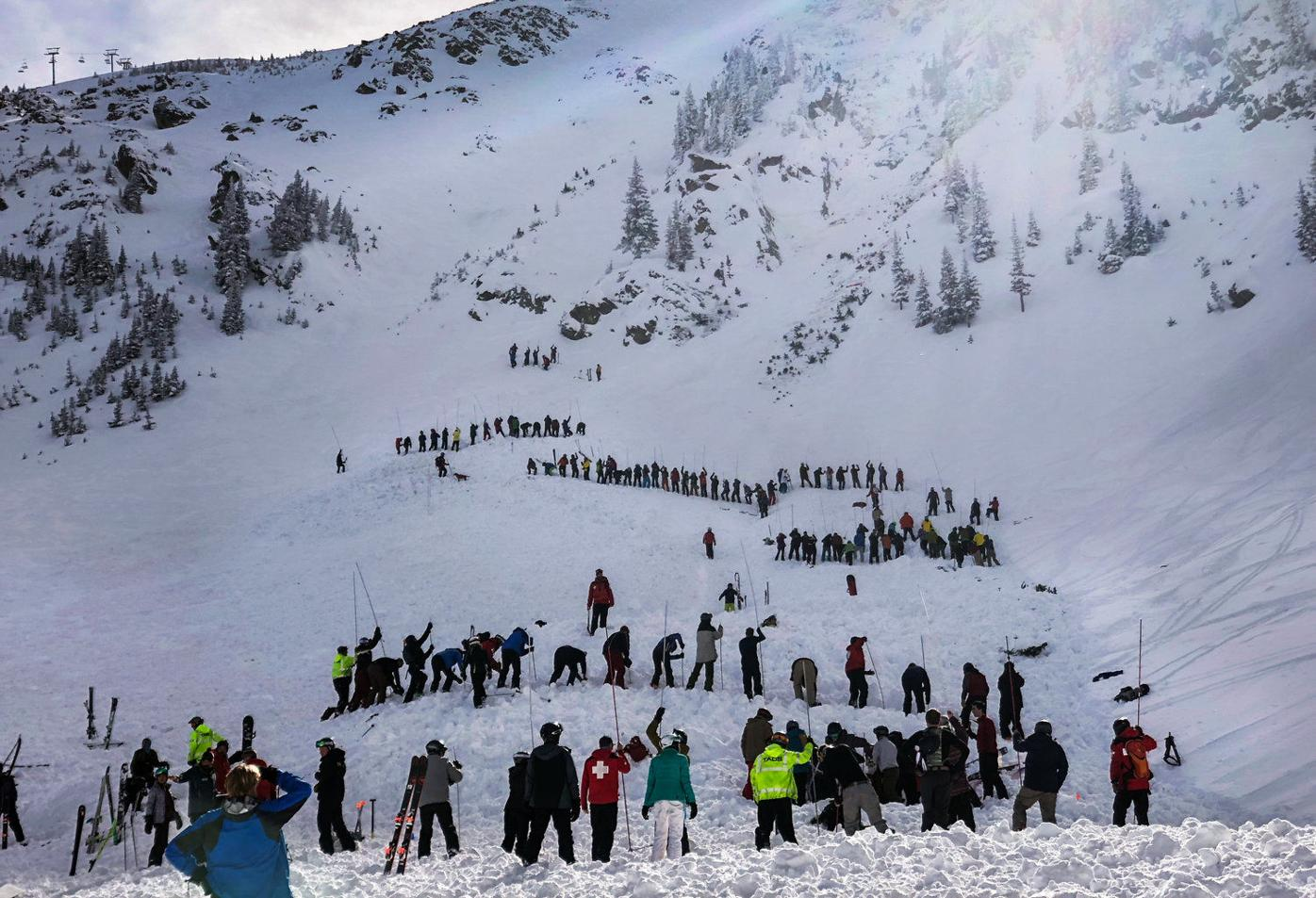 One skier dies, second critically injured after avalanche at Taos Ski Valley
