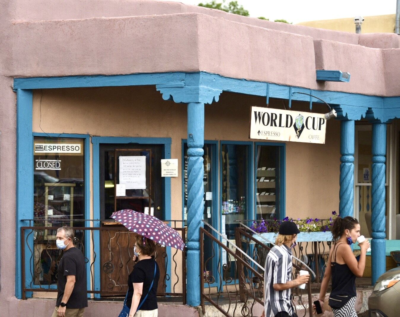 World Cup Café closes temporarily after employee tests positive for novel coronavirus