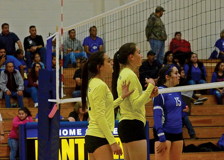 Lady Panthers eliminated in first round of state tourney