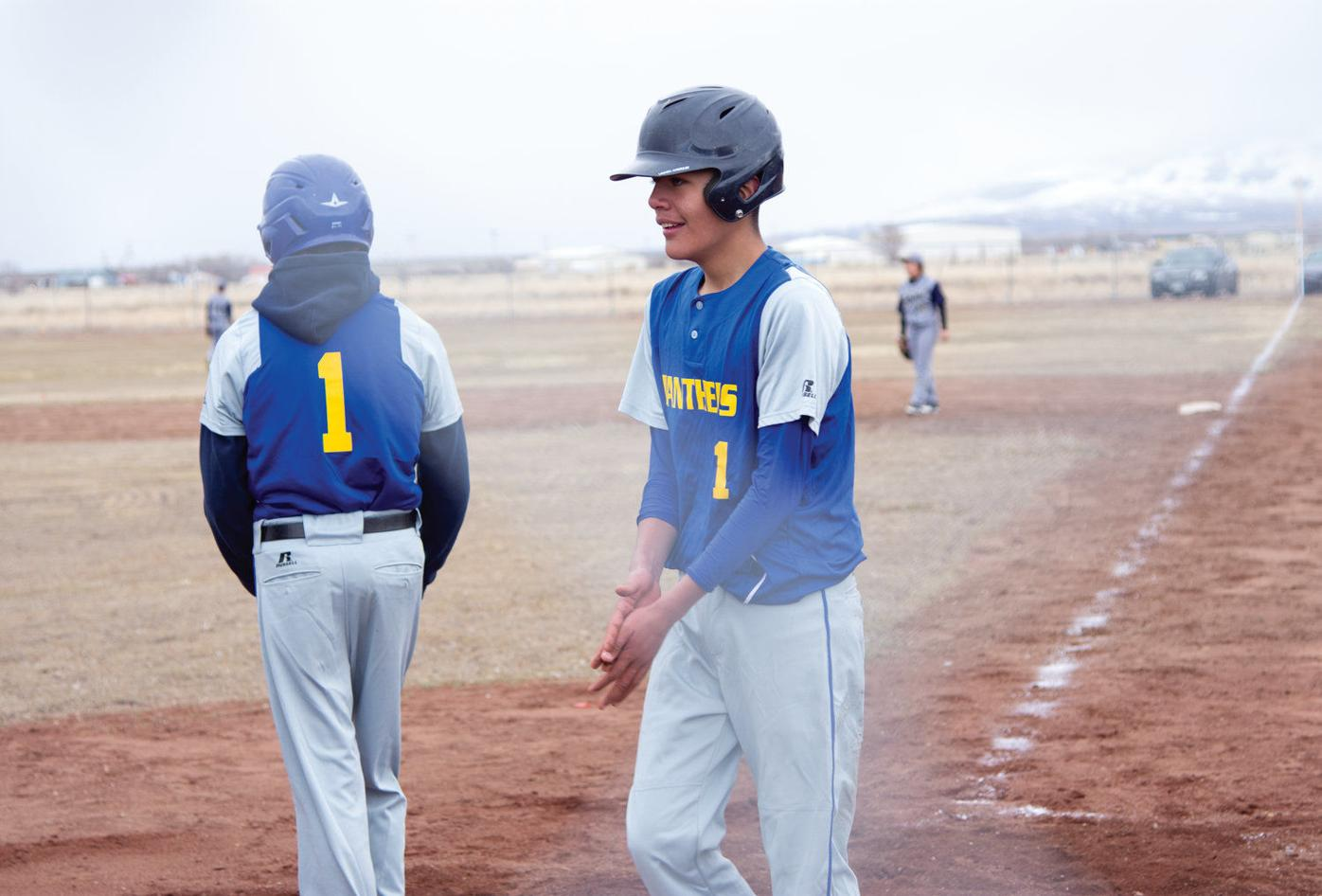 Peñasco Panther baseball opens season with a win