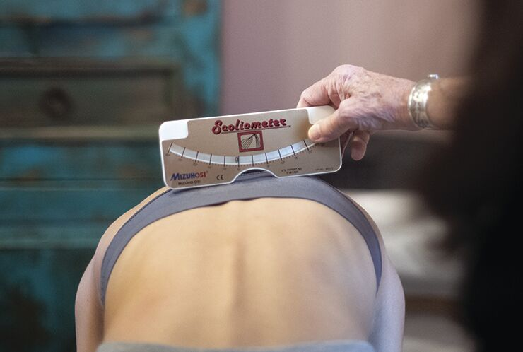 Innovative approach to treating scoliosis