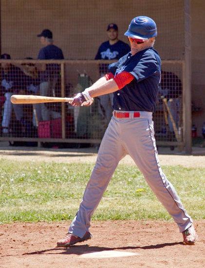 Summer baseball begins in Taos