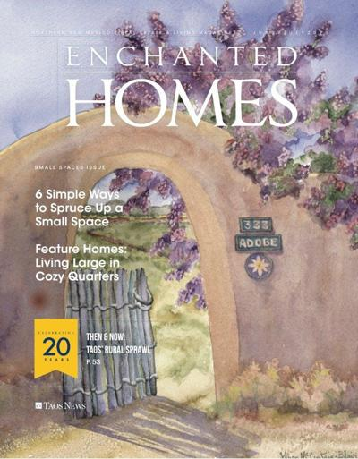 Enchanted Homes Magazine: Small Spaces Edition