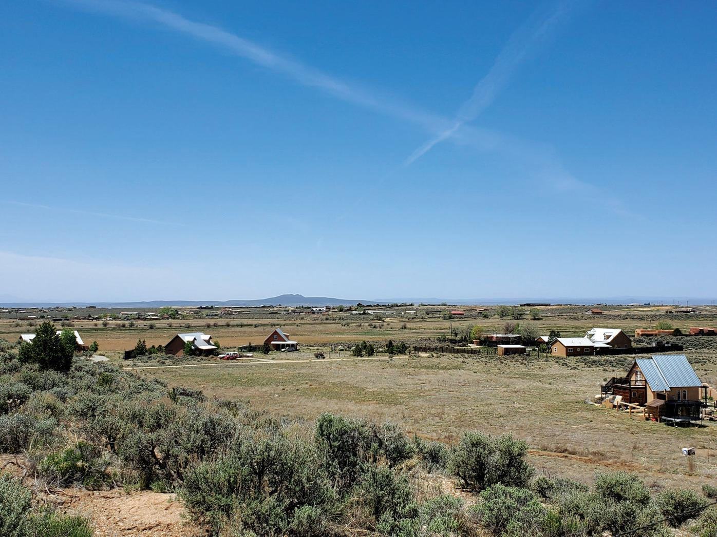 Then & Now: Taos Rural Sprawl with Ted Terry