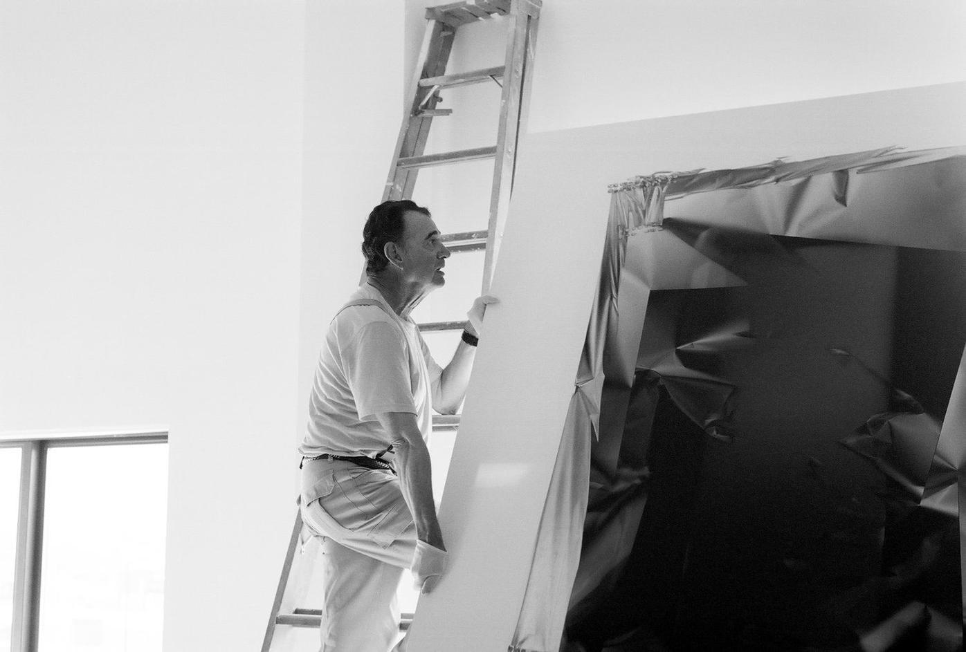 Studio Stories | Larry Bell