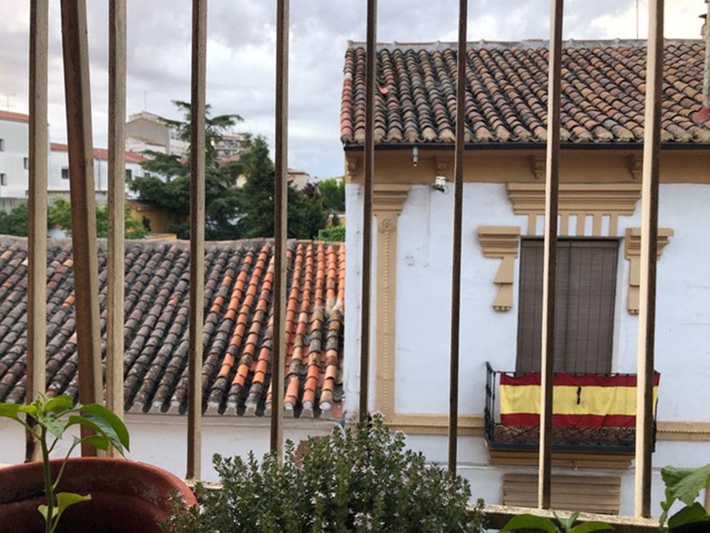 Locked down in La Mancha