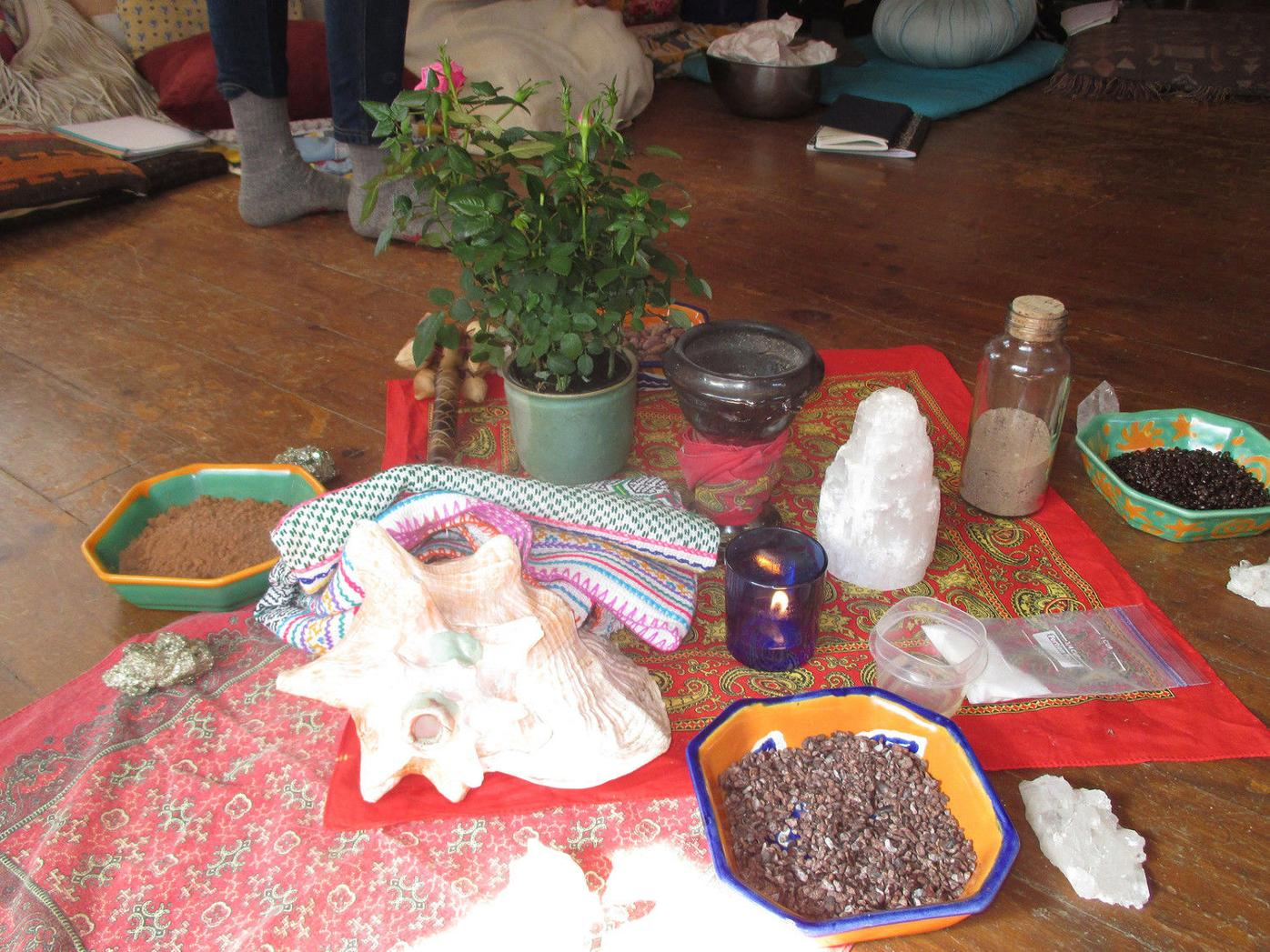 Native Roots courses explore ancient health knowledge