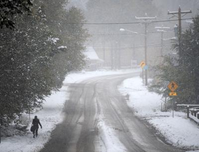 Snow Alert: Nov. 24