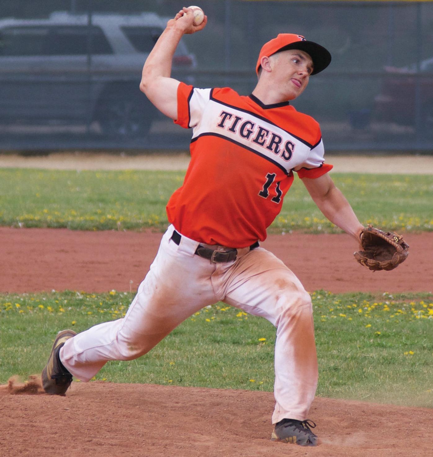 Taos Tigers baseball brings their winning streak to four games