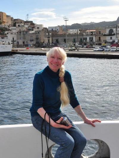 Charlotte Rowe, seismologist at the Los Alamos National Laboratory