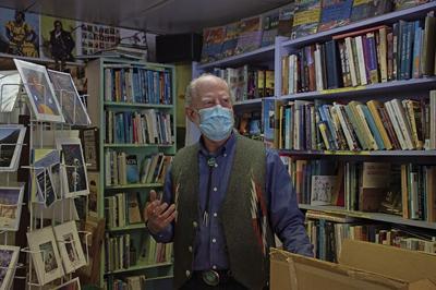 Brodsky Bookshop to move online